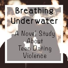 The novel Breathing Underwater is told from the perspective of Nic, a perpetrator of teen dating violence. Reading a novel is an immersive way for students to understand the cycle of abuse and red flags of dating violence.Through this experience, learners will: Identify Red Flags of Dating ViolenceI...