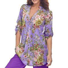Плюс размер 5XL женские топы и блузки осень 2018 дамы топ Vintagerr-rricdress