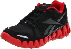 Reebok Zig Dynamic Running Shoe (Little Kid/Big Kid),Black/Gravel/Excellent Red/Silver,6.5 M US Big Kid Reebok. $54.90. Save 27%!