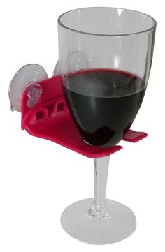 The bath toy of choice for any self-respecting adult. | 23 Products Everyone Who Loves To Wine Should Own