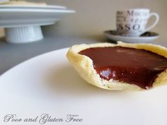 Gluten Free Miniature Chocolate Pudding Pie (or tartlettes) Free of gluten, sugar, eggs, nuts, corn, soy with dairy free option
