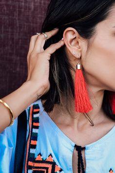 VivaLuxury - Fashion Blog by Annabelle Fleur: NO HASSLE TASSELS