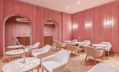 Nanan Patisserie, Worclaw, Poland - 2017 HD Project Award Winners and Finalists   Hospitality Design