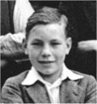 X-men First First Class - 10 year old Patrick Stewart.