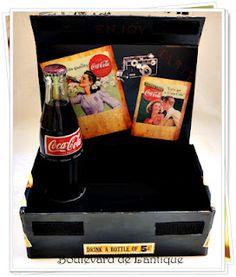 Boulevard de L'antique: For Coca Cola Lovers