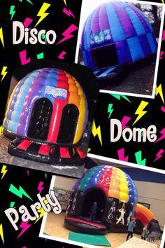 Disco domes