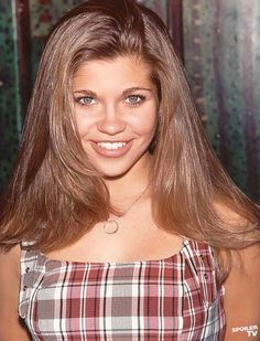 Danielle Fishel Hair