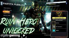 Black Ops 3 - RUIN  UNLOCKED  FULL HERO GEAR