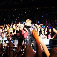 阿信!#五月天 #mayday #iphone4s #sg #singapore #concert #band #rocker #rock #guosheng #guoshengz