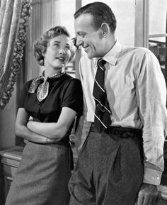 Jane Powell & Fred Astaire