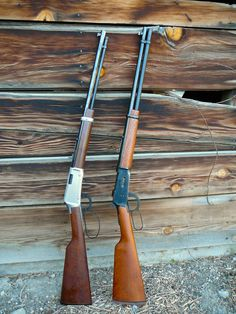 Lever action rifles | henry-frontier-22-&-mossberg-464-lever-action | Henry frontier lever action 22 rifle octagonal barrel with large loop lever & Mossberg 464 lever action 30-30 rifle similar to the 1894 Winchester lever action 30-30.