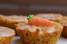 Das süsse Leben: Möhrenkuchen / Möhrenmuffins