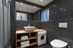 Bagno piccolo con lavatrice (Foto 4/40) | Designmag