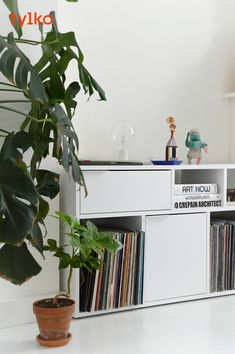 These shelves are totally customisable for a perfect-fit solution to your album storage needs. Choose the size, style and colour for vinyl storage that looks as good as your music sounds.  #vinylstorage #vinylrecords #vinylrecordsaesthetic #vinylrecordstorage  #vinylrecordshelf #vinylrecordstorageshelf