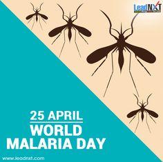 Think prevention first..! Defeat Malaria..! #LeadNXT #WorldMalariaDay2017 www.leadnxt.com