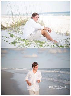 Grayton Beach Senior Pictures - Caleb —Memphis Wedding Photographers Senior Photography Poses, Senior Boy Poses, Senior Boys, Senior Session, Girl Poses, Beach Photography, Senior Year, Senior Portraits, Country Senior Pictures