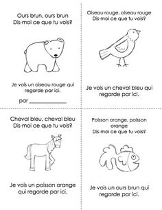 k1frenchimmersionbestpractices [licensed for non-commercial use only] / les ours - la maternelle