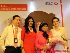 Sambut Hari Ibu, HSBC Gelar Kampanye ' Let's Celebrate Mothers' (by Love Indonesia)