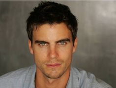 Colin Egglesfield: Man Candy from the client list!