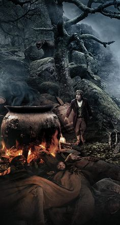 THE HOBBIT - Epic Panoramic Banner with Awesome NewVisuals! - News - GeekTyrant