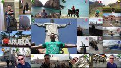 #JustGo - Viagem Volta ao Mundo
