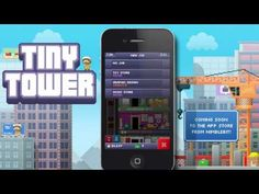 Remember this young iOS classic? Well, their makers just came out with a new world for their bitizens! And I am hooked on it! Tower Building, Building Games, Types Of Flooring, Music Store, Mobile Game, New Job, A Team, Ios, Gaming