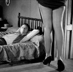 Roger Vadim, - Gérard Philippe as Valmont Jean Renoir, Front Populaire, Gerard Philipe, Jean Gabin, France, Cinema, Challenges, Hollywood, Film