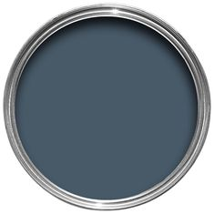 A rich blue, Farrow & Ball's Stiffkey Blue can be used in traditional spaces or to give a more dramatic look to a contemporary design. See more colour combinations and paint palettes here.