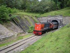 Top 10 Terowongan Kereta Api Terpanjang di Indonesia   Top Info Terkini