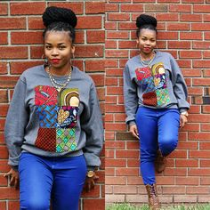 Latest Ankara Styles For You. African Print Dresses, African Fashion Dresses, African Dress, African Inspired Fashion, African Print Fashion, Fashion Prints, African Tops, African Women, African Attire