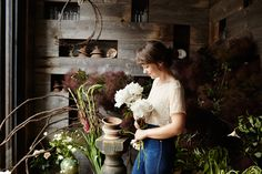 The inspiring story of a professional florist (Photo by Winnie Au)