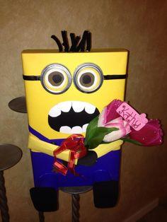 valentine box art ideas