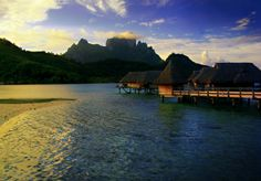 Officially a collectivity of France, the island of Bora Bora lies in the Leeward group of the Society Islands of French Polynesia.