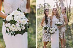 TIFFANY & SAM Wedding at Wandin Valley Estate. www.wandinvalley.com.au