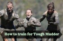 How to train for Tough Mudder?  This gives some practical tips for an athlete so they know what to do and what to expect