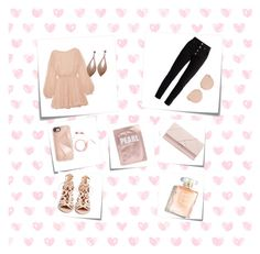 A fashion look from June 2017 featuring mini skirt dress, saggy jeans and zip back sandals. Browse and shop related looks. Aquazzura, Rebecca Minkoff, Balenciaga, Topshop, Michael Kors, Pearls, Shoe Bag, Polyvore, Pink