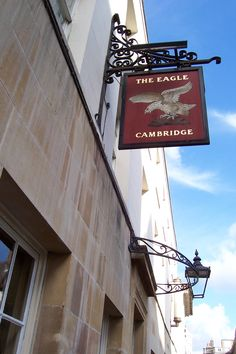 """On February 28, 1953 the announcement that we had found the structure of DNA was made at the Eagle Pub in Cambridge, England when Francis Crick proclaimed, """"We found the secret of life!"""""""