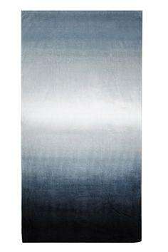 Ombre Effect Beach Towel 163cm x 84cm