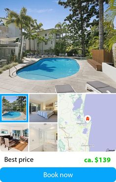 The Lookout Resort Noosa (Noosa Heads, Australia) – Book this hotel at the cheapest price on sefibo.