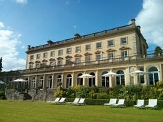 Cowley Manor - Review - Food on the Blog