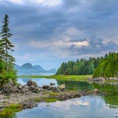 Parc du Bic / 500px East Coast Road Trip, St Lawrence, Canada, Quebec, Golf Courses, Photos, River, Vacation, Mountains