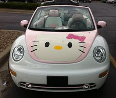 Hello Kitty Games - This site is dedicated to Hello Kitty fans that love to play free online Hello Kitty games. Our mission is to provide the largest quantity and best quality Hello Kitty content available online. Hello Kitty Car, Hello Kitty Items, Here Kitty Kitty, Hello Hello, Draculaura, Volkswagen, Miss Kitty, Hello Kitty Collection, Cute Cars