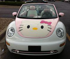 Hello Kitty Bug