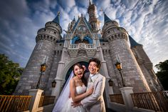 Sometimes you just can't hold in your excitement at Disney's Magic Kingdom. Photo: Daniel, Disney Fine Art Photography