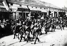 Đorđe Bogdanović, srpska kamera u Drugom balkanskom ratu - Snimak iz 1910,Srpska pobednicka vojska