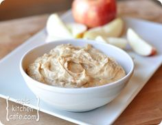 Toffee Apple Dip - someone made this for my Bridal Shower and it was one of the best things I have ever had.  LOVE IT