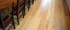 Old Growth Hardwood Flooring - Ash Premium Select