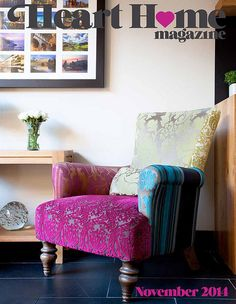 Heart Home Mag November 2014