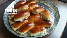 Sütlü Pamuk Ekmekcikler (Milchbrötchen Original)