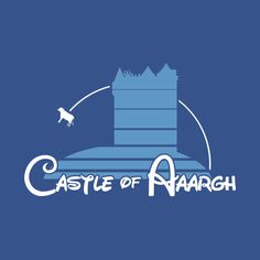 Check out this awesome 'Castle+of+Aaargh' design on @TeePublic!